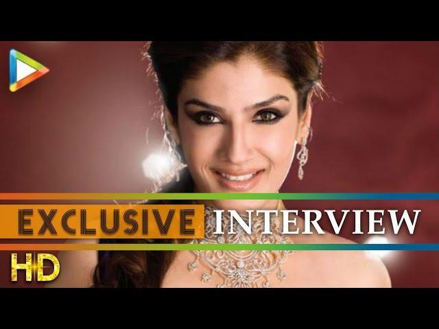 """I Am Proud To Be A Part Of Bombay Velvet"": Raveena Tandon"