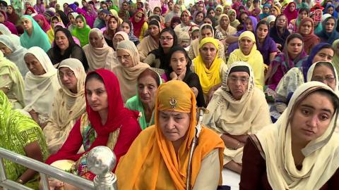 Bhai Harpinder Singh Ji | Dukh Bhanjan Tera Naam Ji (Shabad) | Sukh Dukh Ohi Dhiyaeeyai Re