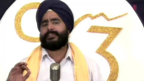 Charanjeet Singh Saundhi Ji | Guru Maneyo Granth (Shabad) | Shabad Gurbani