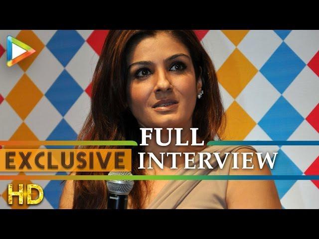 Raveena Tandon's Exclusive Interview On Bombay Velvet   Ranbir   Aamir   SRK