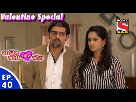 Sahib Biwi Aur Boss - साहिब बीवी और बॉस - Episode 40 - 12nd February, 2016