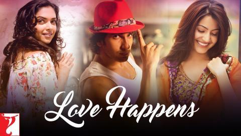 Love Happens - Valentine's 2016