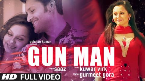 "Gun Man (Full Song) | Saaz | Kuwar Virk | ""New Punjabi Song 2015"""
