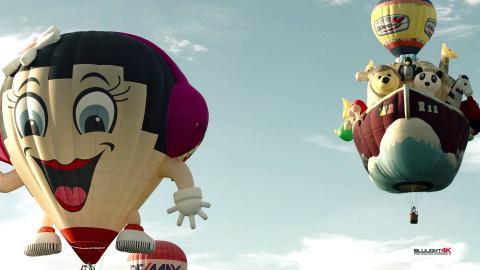 Ferrara Balloons Festival 2015 (New Version!) 4K