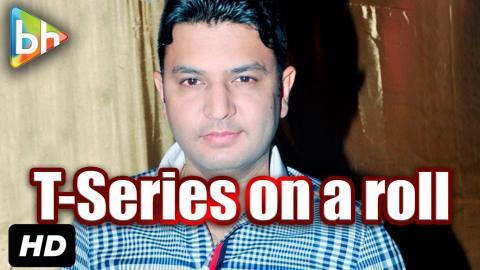 """This Year I'll Be Having 40 Super Hit Songs"": Bhushan Kumar"