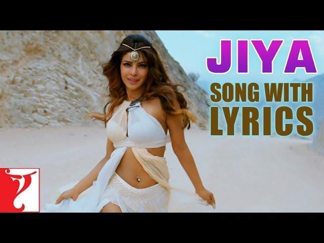 Jiya - Song with Lyrics - GUNDAY