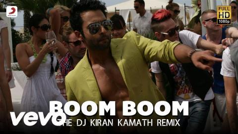 Boom Boom (The DJ Kiran Kamath Remix) - Ajab Gazabb Love   Sajid Wajid   Mika Singh