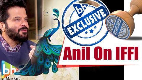 Anil Kapoor   IFFI   Sonam   Neerja   24   Mr India   Salman   Censor   Full Interview