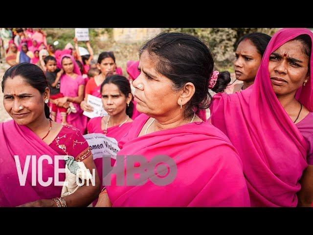 VICE on HBO Season 2: The Pink Gang Rebellion and Genetic Passport (Episode 7)