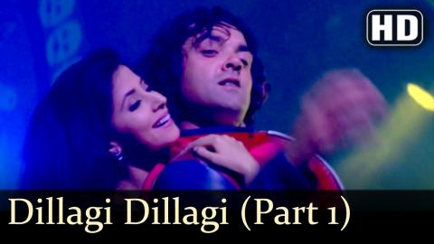Dillagi Dillagi (Part 1)   Dillagi Songs   Bobby Deol   Urmila Matondkar   Alka Yagnik   Filmigaane