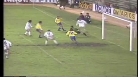 Butragueño's wonder goal against Cádiz / El golazo de Butragueño contra el Cádiz