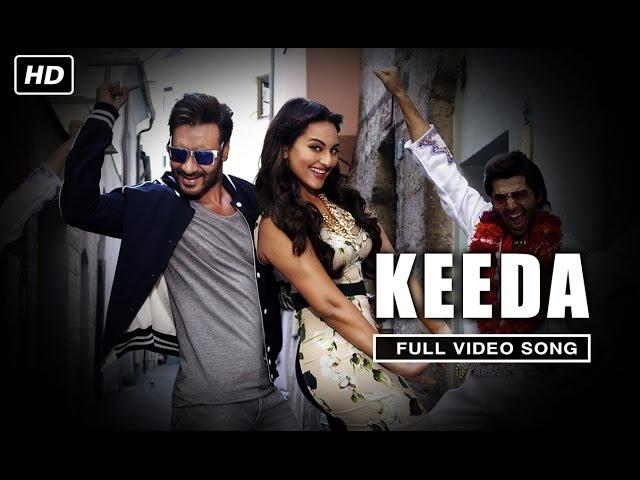 Keeda | Full Video Song | Action Jackson