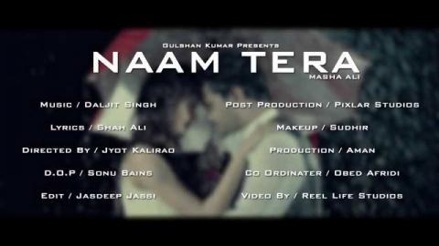MASHA ALI: NAAM TERA (Song Teaser) | Releasing 9 July 2015