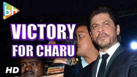 Shah Rukh Khan   Rajkummar Rao   Huma Qureshi   Jackky Bhagnani Congratulate Charu Khurana