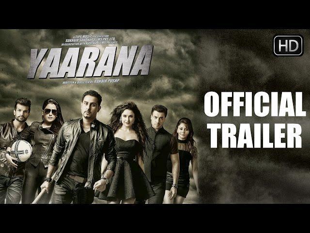 Yaarana Official Trailer - Latest Punjabi Movie 2015