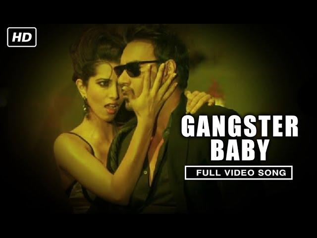 Gangster Baby | Full Video Song | Action Jackson