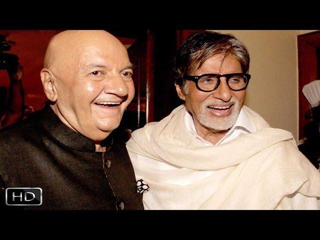 Akshay Big B Anil At Book Launch Of Prem Naam Hai Mera Prem Chopra