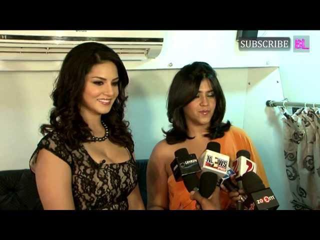 Sunny Leone & Ekta Kapoor on Comedy Nights with Kapil
