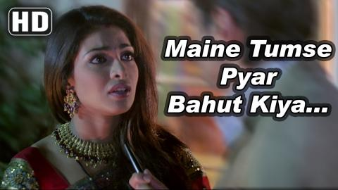 Maine Tumse Pyar Part II | Barsaat (2005) | Bobby Deol |Priyanka Chopra | Bipasha Basu | Filmigaane