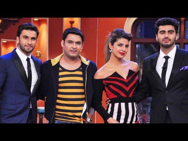 Comedy Nights with Kapil: Ranveer Singh, Arjun Kapoor and Priyanka Chopra