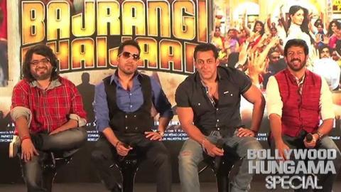 """""""Main Bhool Jata Tha Kareena Ke Naam Ke Aage Khan Hai"""": Salman Khan"""