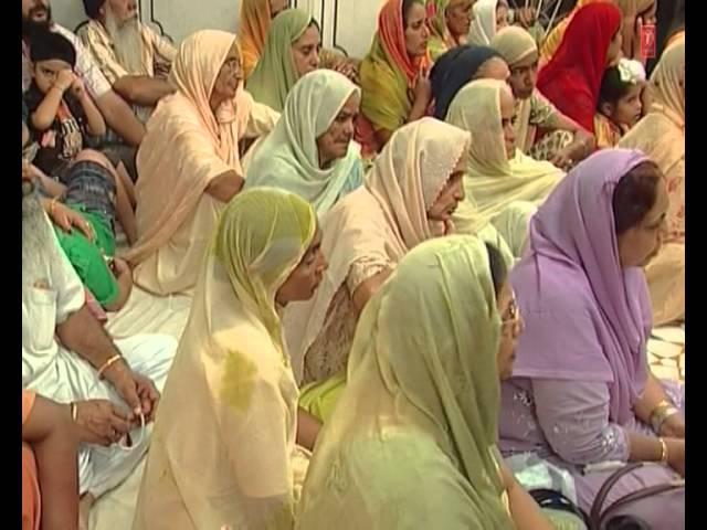 Bhai Nirmal Singh Ji Khalsa - Jaka Meet Sajan Hai Samiya - Karo Jodariya