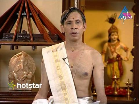 Astrology - Nakshathraphalam Kanipayoorinoppam 04-08-15