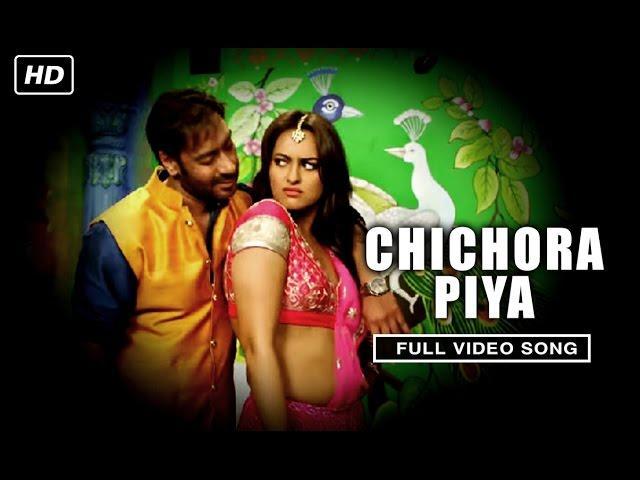 Chichora Piya | Full Video Song |  Action Jackson