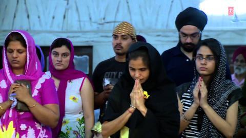 Bhai Harpinder Singh Ji | Tis Sahib Ki Tek (Shabad) | Sukh Dukh Ohi Dhiyaeeyai Re