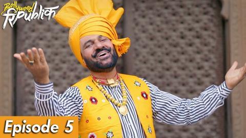 Bollywood Republic# 5 - Slow Motion Angreza - Punjab