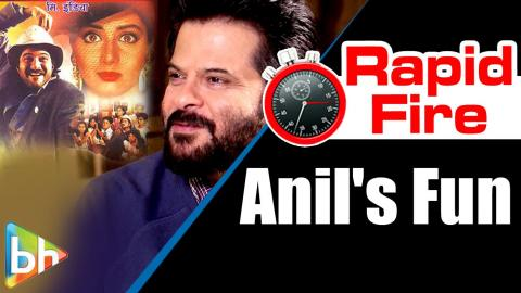 """""""Salman, Aamir & I Have To Be Very Careful While Doing Negative Roles"""": Anil Kapoor"""