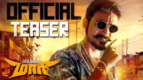 Maari – Official Teaser   Dhanush, Kajal Agarwal   Anirudh   Balaji Mohan