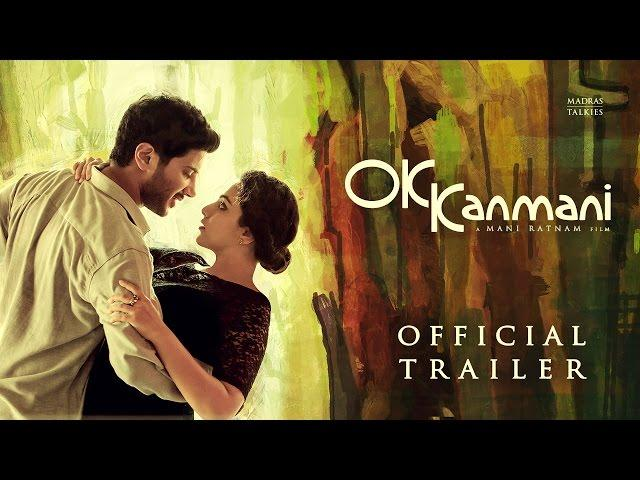 OK Kanmani - Trailer 1   Mani Ratnam, A R Rahman