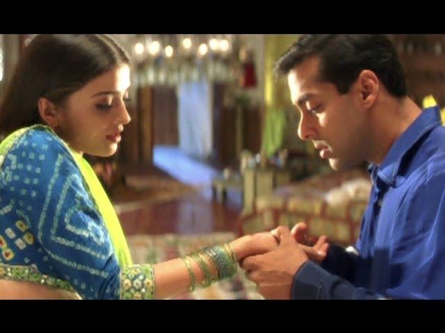 Aishwarya Rai is overwhelmed - Hum Dil De Chuke Sanam