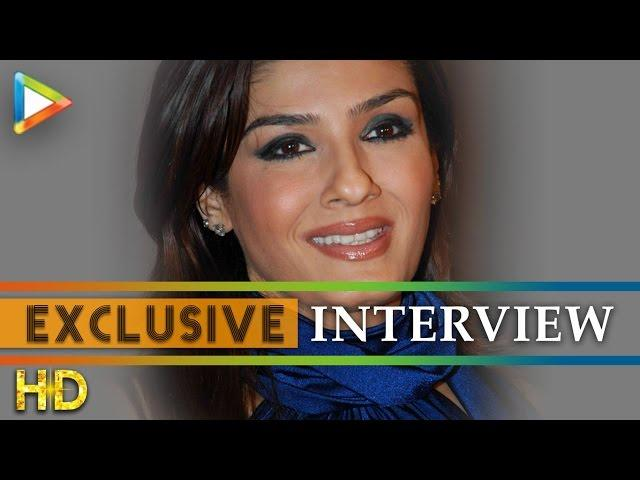 """Sher Khan From Jungle Book Is My Favorite Khan"": Raveena Tandon"