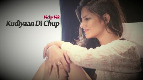 Vicky Vik - Kudiyaan Di Chup   Teaser   Latest Punjabi Song 2015