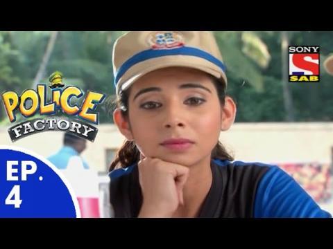 Police Factory - पुलिस फैक्टरी - Episode 4 - 4th October, 2015