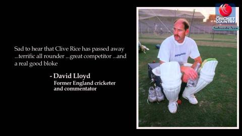 Former South Africa captain Clive Rice passes away