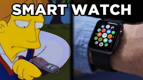 10 Inventions Predicted By The Simpsons