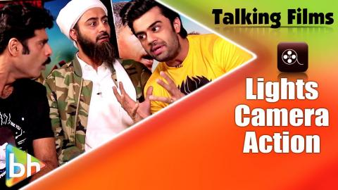 Madness: Manish-Sikandar-Pradhuman Perform The Funny Scenes Of 'Tere Bin Laden Dead Or Alive'