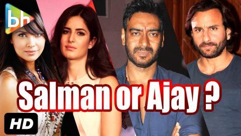 Bollywood This Week: Saif | Katrina | Anushka | Ajay | Lara & More