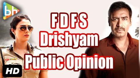 First Day First Show | Drishyam | Public Opinion