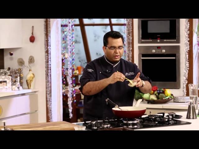 Hi Tea | Ande Ka Halwa | Chef Ajay Chopra