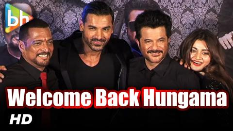 First Look Promo Launch Of 'Welcome Back'