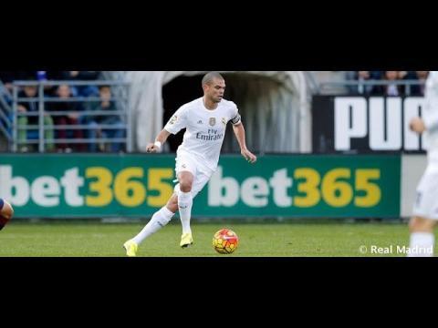 """Pepe: """"El equipo ha hecho un gran trabajo"""""""