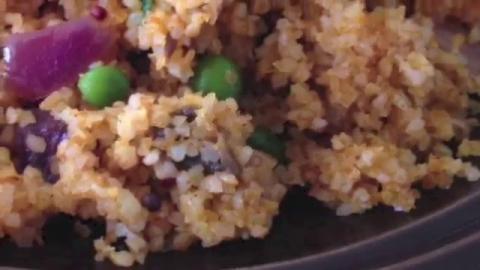 Bulgur Pilaf Recipe (Healthy Lunch Ideas) - Burgol Recipes
