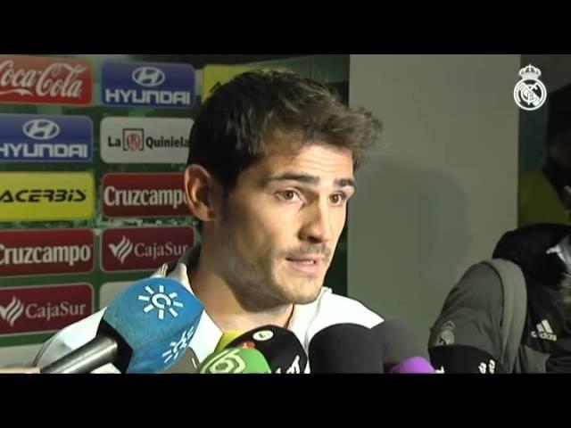 """Casillas: """"En estos partidos se ganan Ligas"""""""