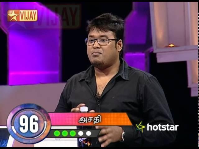 Oru Varthai Oru Latcham 03/01/15