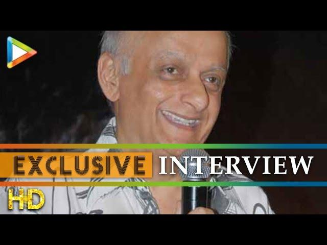 """Does The Government Feel That We Are A Sinned Industry Or A Creative Industry"": Mukesh Bhatt"