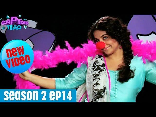 Captain Tiao Interviews Vidya Balan | Season 2 | Episode 14